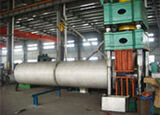 Big Welded Pipe Loading - Equipment Gallery