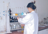 Chemical Analysis - Production Process