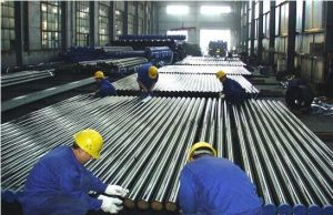 Stainless steel pipe 300x194 - The production process of welded stainless steel pipe