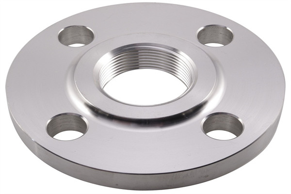A182 F316L Threaded Flange 10 Inch 300LB