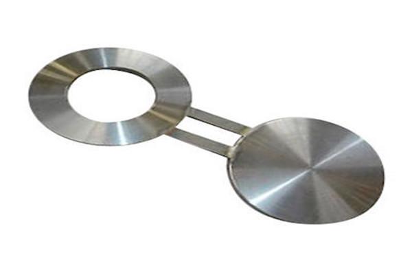 ANSI B16.48 ASTM A182 F304 Spectacle Blind Flange 300 LB 4 Inch