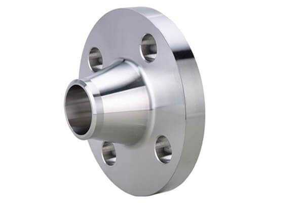 ASTM A182 F51 Welded Neck Flange RF 4Inch SCH 80