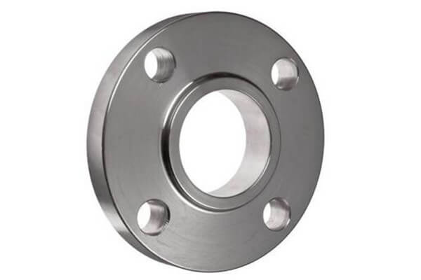 What are slip on flanges
