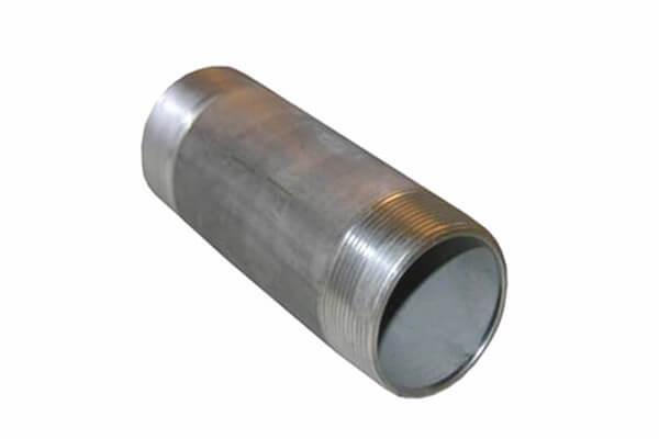ANSI B16.11 ASTM A106 Gr.B Pipe Nipple DN25 SCH80