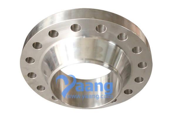 ANSI B16.5 ASTM A182 F51 Weld Neck Flange DN250 PN50