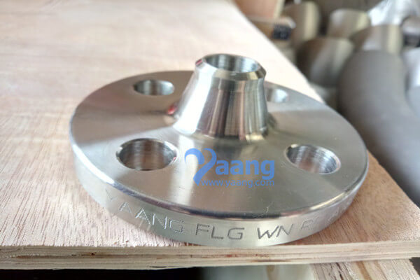 ASME B16.5 A182 F316L WNRF Flange 1/2 Inch SCH40S PN16