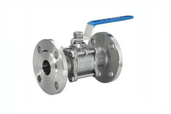 Stainless Steel 316L Floating Ball Valve 2 Inch PN50