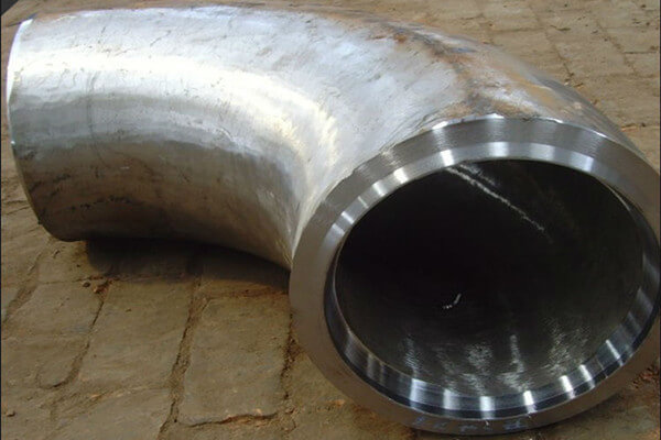 A234 WP11 Super Alloy 90Deg Elbow 1.5D DN600 SCH40