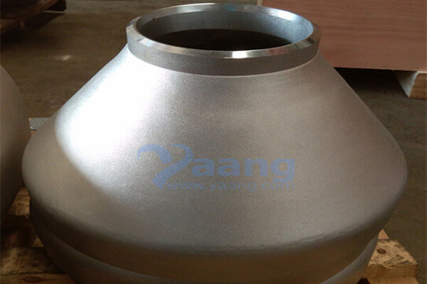 ASME B16.9 ASTM A403 WP316L SMLS Concentric Reducer DN150 – DN80 SCH40S