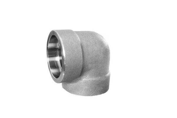 ASTM A182 F304L High Pressure 90 Degree Elbow 1/2 Inch 3000 LBS