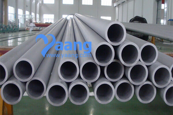 ASTM A312 TP347H Seamless Stainless Steel Pipe 10 Inch SCH80