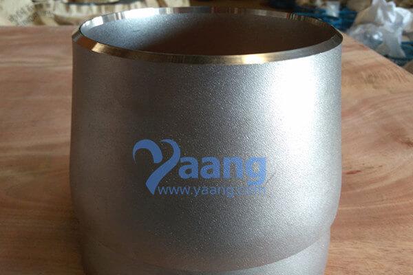 ASME B16.9 ASTM A403 WP304L SMLS CON RED DN100 – DN90 SCH40