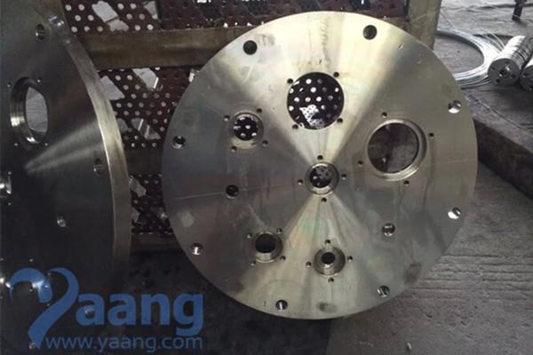UNS S32750 2507 Tube Plate DN200