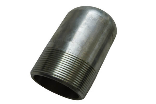 Astm a headed bull head plug npt inch sch