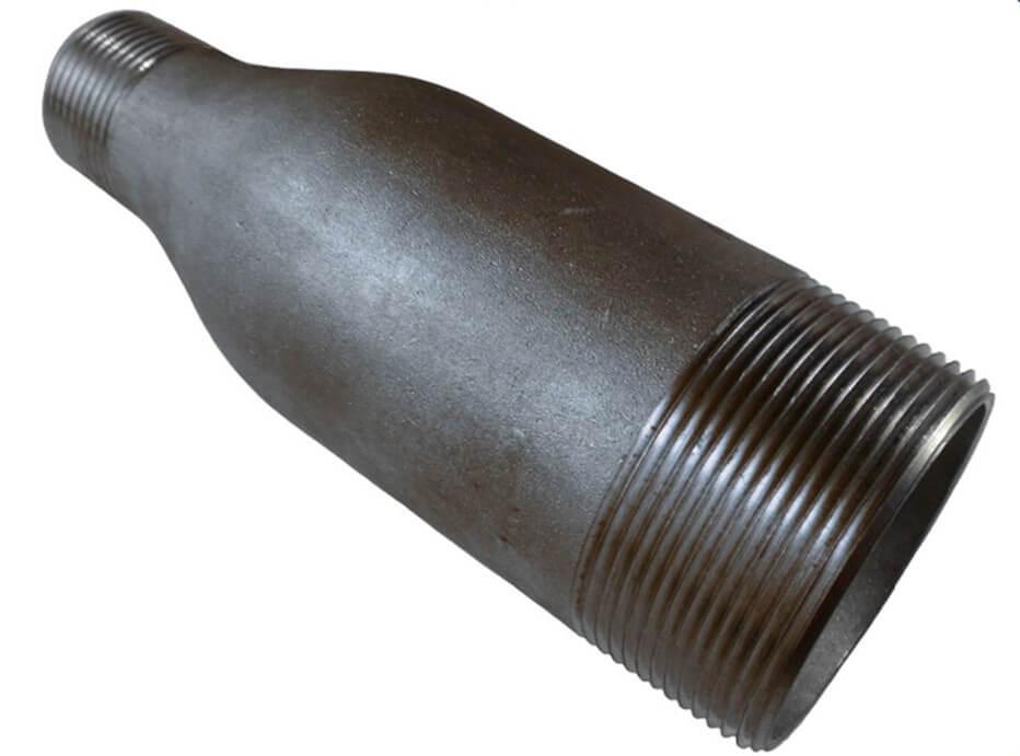ASTM A106 GR.B Concentric Swage Nipple NPT DN40 X DN25 SCH XXS