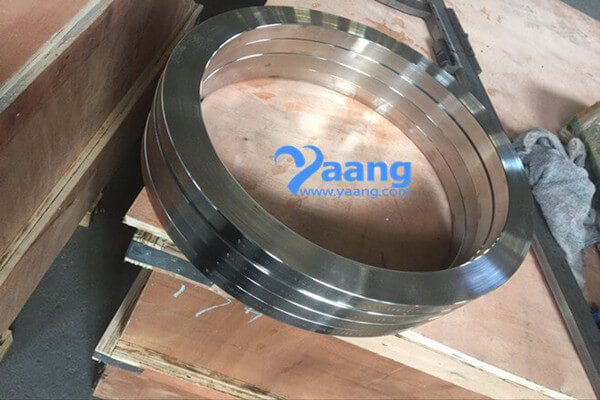 Alloy 625 Support Ring Outer Diameter 384MM