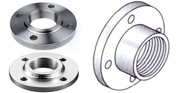 flange type screwed flanges - How to get high quality Threaded Flanges?