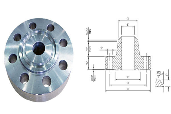 How to get high quality ring type joint flanges?