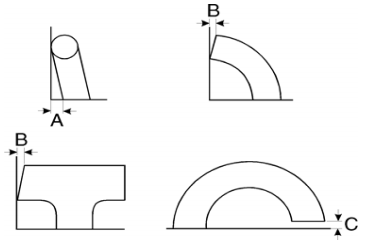 Pipe Fittings Drawings & Vector Collection Of Detailed Pipe