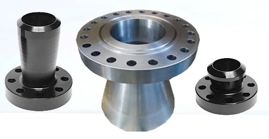 Expander Flange 3 - How to get high quality Welding Neck Flanges?