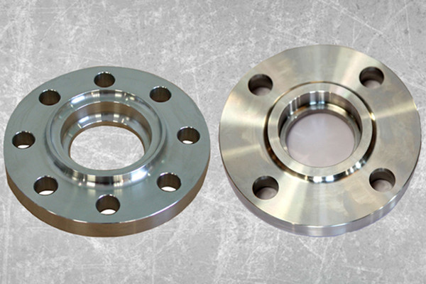 Alloy 20 Socket Weld Flange