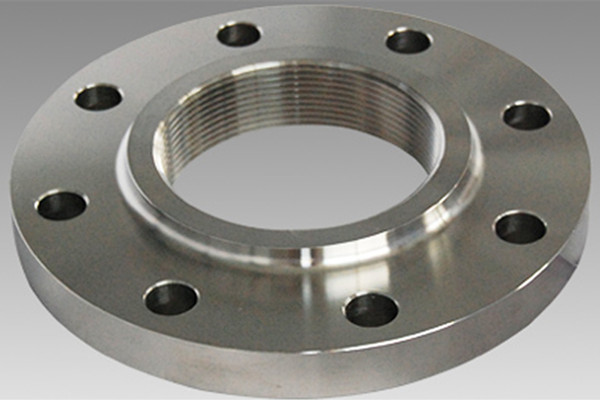 Alloy 20 Threaded Flange