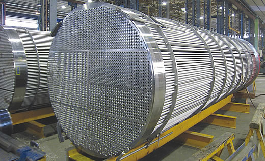 stainless heat exchange - The difference between steel tubes and steel pipes