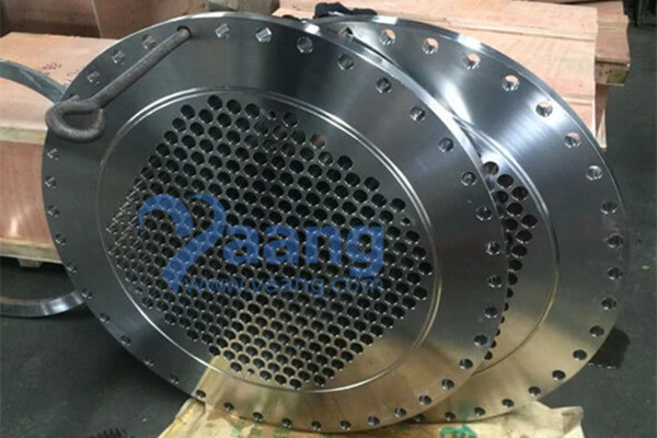 904L Tube Plate Use For Heat Exchanger