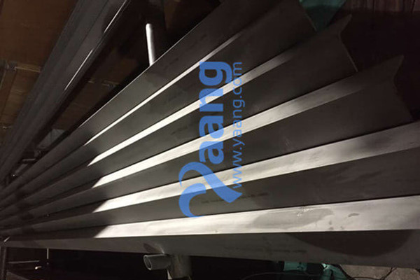 AN 8550 Stainless Steel 316 Angle Bar