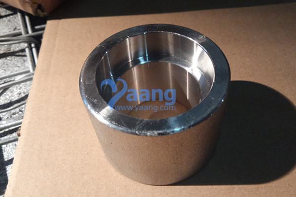ASME B16.11 ASTM A182 316L Socket Weld Half Coupling DN32 CL3000