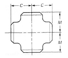 equal cross dimen - How to get high quality pipe crosses?