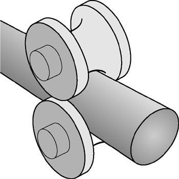 erw process Sizing Mill - What is a welded steel pipe