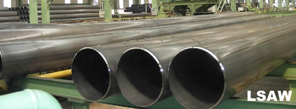 lsaw pipes banner - What is a welded steel pipe