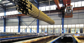 seamless process Acid Cleaning Workshop - Knowledges of seamless steel pipes