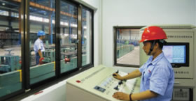 seamless process ECT 620 Eddy Currentautomatic Test System - Knowledges of seamless steel pipes
