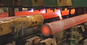 seamless process Ingot heating - Knowledges of seamless steel pipes