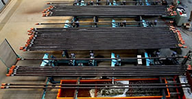 seamless process packing - Knowledges of seamless steel pipes