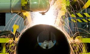 the developing trend of lsaw steel pipe - What is a welded steel pipe