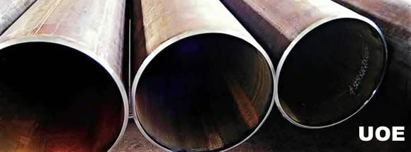 uoe pipe banner - What is a welded steel pipe