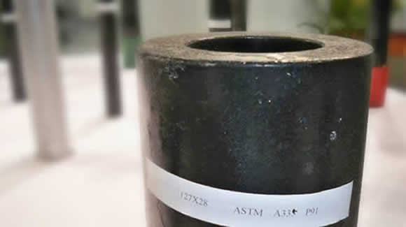 ASTM A335 P91 high pressure semaless boiler pipe - How to get high quality astm a335 chrome moly pipe
