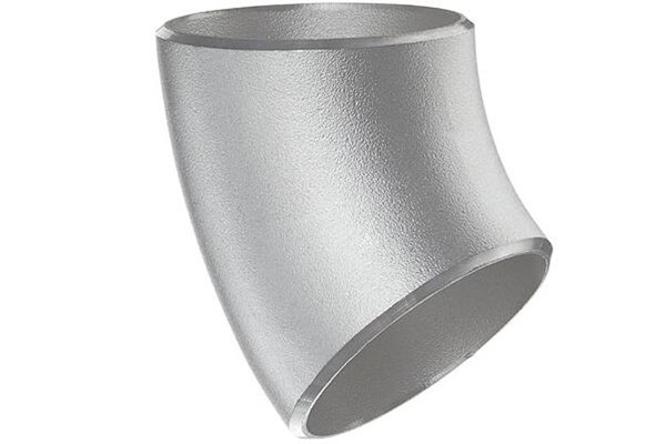 ASTM B366 Hastelloy B2 45 Degree Elbow