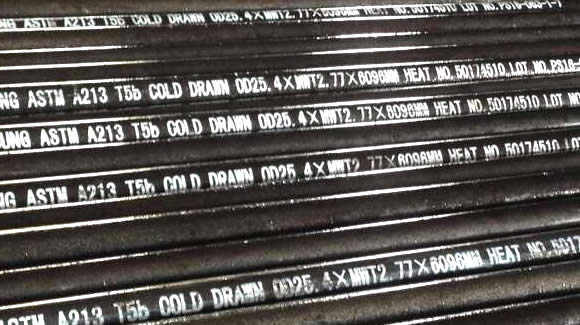 ASTM A213 T5b seamless alloy steel pipe - ASTM A213 Alloy Pipes