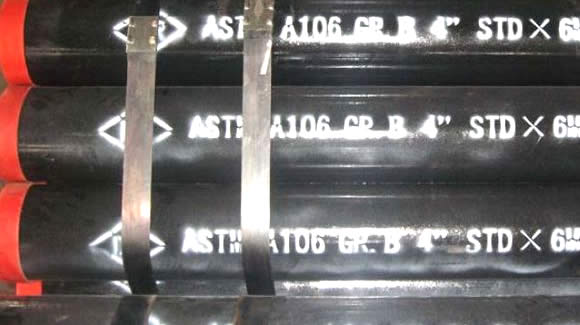 astm a106 pipe 1 - Execution Standard of Seamless Steel Pipes