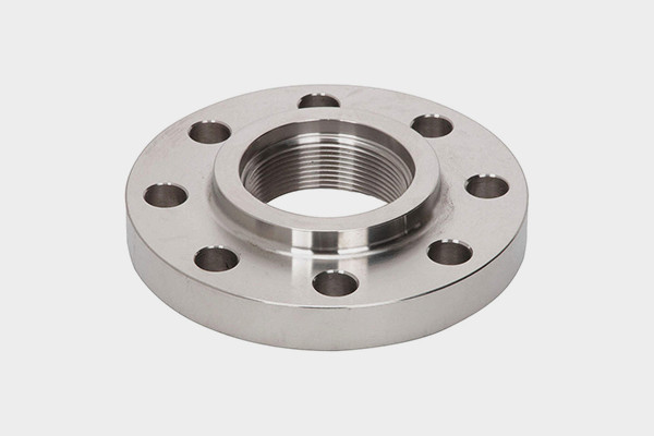 ASTM B366 Hastelloy C22 Threaded Flange