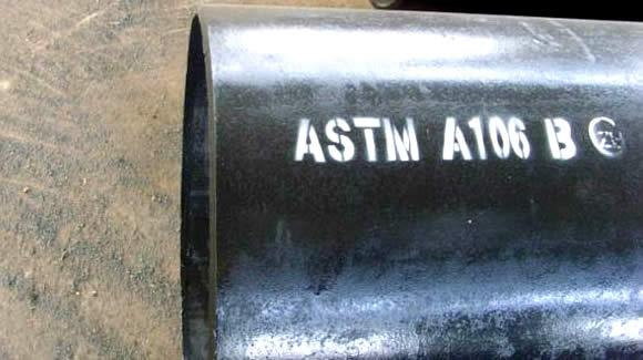 fluid tubes - ASTM A106 Steel Pipe