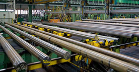seamless process Feeding intake - How to make seamless steel pipe