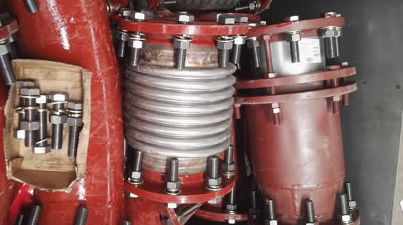 Expansion joints well packing - What is an expansion joint