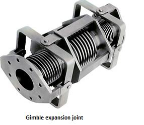 Gimbal expansion joint - What is an expansion joint