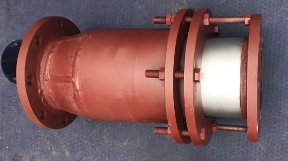 Sleeve Type Expansion Joints paint - What is an expansion joint