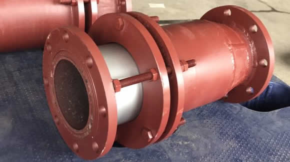 Sleeve Type Expansion Joints with stailess steel - What is an expansion joint